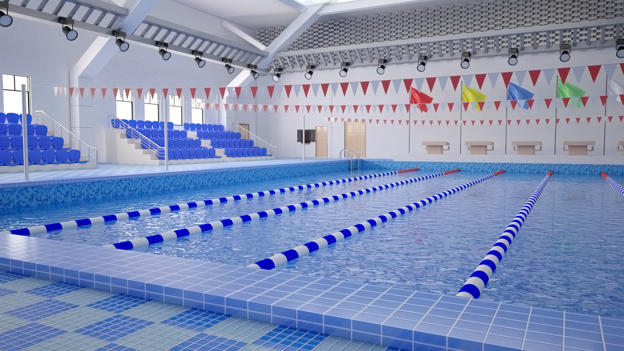 Gennext tronica city senior secondary school with world - Swimming pool in vaishali ghaziabad ...